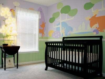 Baby girls 39 nursery decorating ideas interior design - Cuartos de bebes decorados ...