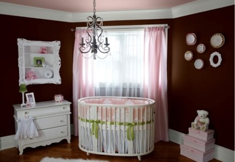 baby girls bedroom decorating ideas 2