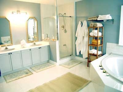 Ideas for bathroom interior design interior design for Toilet interior design ideas