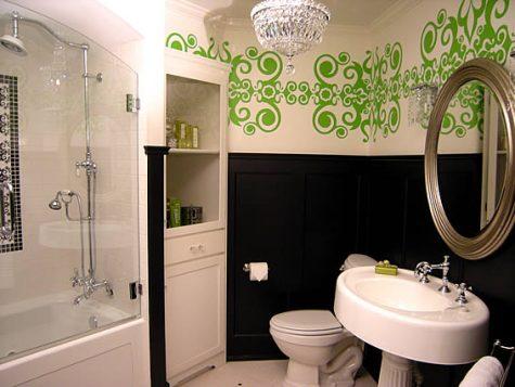 Tile Decorating Ideas Bathroom Tiles Decorating Ideas  Interior Design
