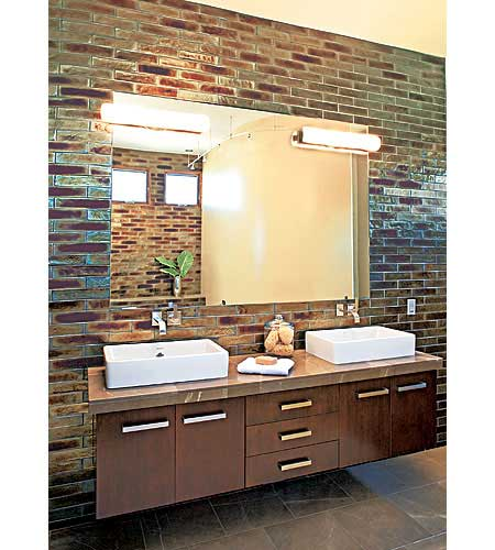Bathroom Tiles Decorating Ideas - Interior design