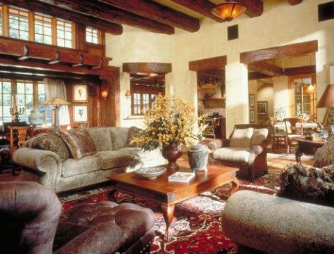 classic modern interior design