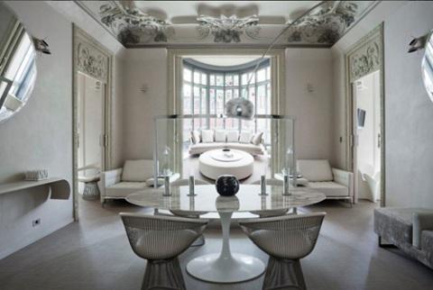 Modern Classic Interior Design Interior design