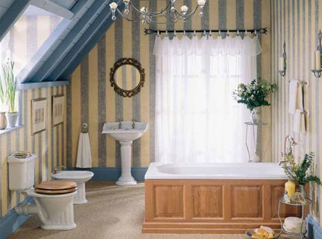 Country Bathroom Decorating Ideas – Interior design