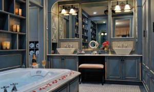 country bathroom decorating ideas 2