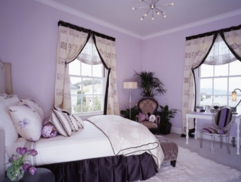 you can visualize your desired decoration by grasping muse from the following photographs purple bedroom decorating ideas - Plum Bedroom Decorating Ideas