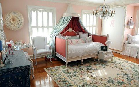 Teenage Girls\' Bedroom Decorating Ideas - Interior design