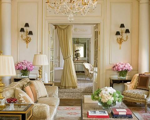french modern interior design