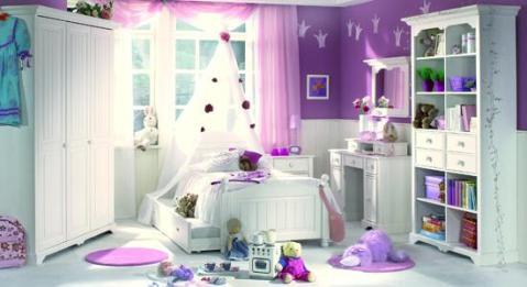 girls purple bedroom decorating ideas interior design