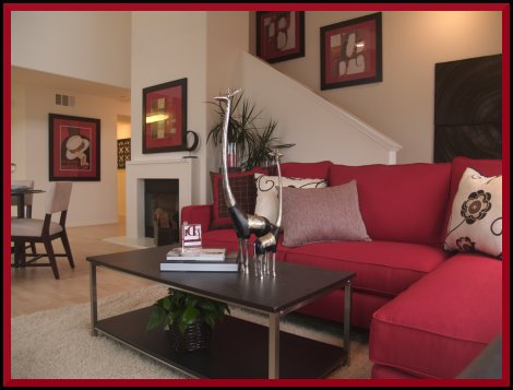 How to decorate a big living room interior design - Decorating a large living room ...