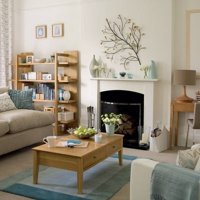Small Living Room Interior Design on Living Room With A Fireplace Interior Design How To Decorate A Living