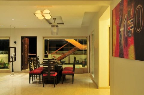 Attractive Indian Home Interior Design