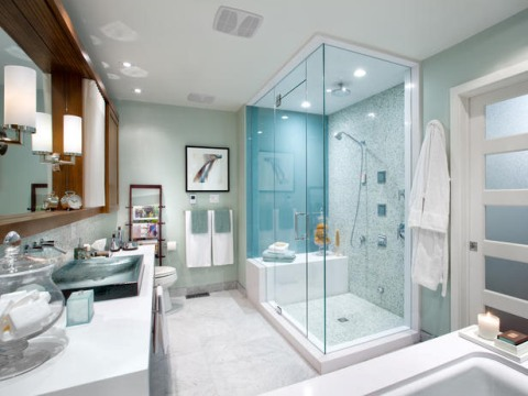 Interior bathroom design ideas for small bathrooms for Bathroom decor 2012