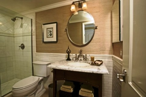 Interior Bathroom Design Ideas For Small Bathrooms