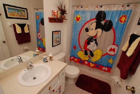 Kids\' Bathroom Decorating Ideas - Interior design