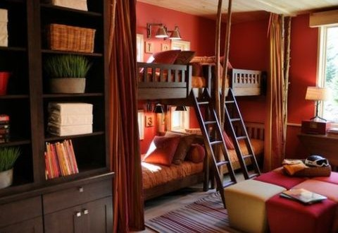 Kids 39 bedroom interior design ideas interior design for 2 bhk interior decoration