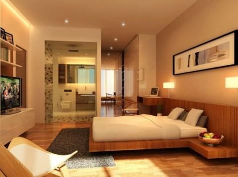 modern interior design for bedrooms