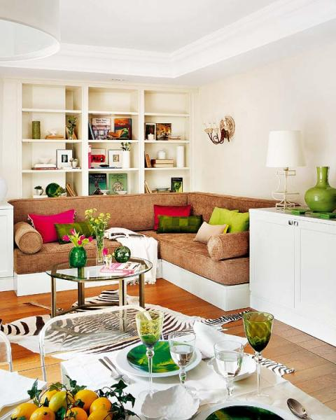 Small space interior design beautiful home interiors for Home interior designs for small spaces