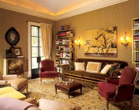 modern victorian interior design