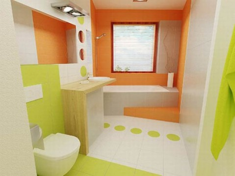 In Case You Liked Reading This Article, You Will Surely Adore Taking A Look  At The Following Photos. Orange Bathroom Decorating Ideas
