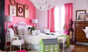 Pink And Brown Nursery And Bedroom Decorating Ideas Interior Design. Pink  ...