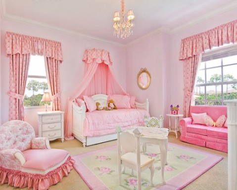 Superior Pink And Brown Bedroom Decorating Ideas