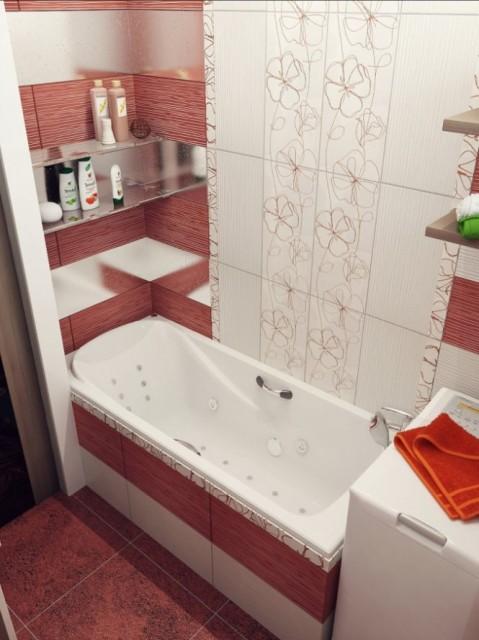Примеры и идеи для ванной Small-bathroom-interior-design-ideas-3