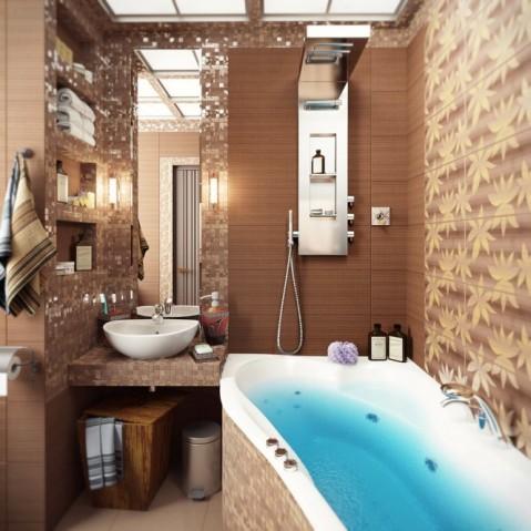 Примеры и идеи для ванной Small-bathroom-interior-design-ideas-4