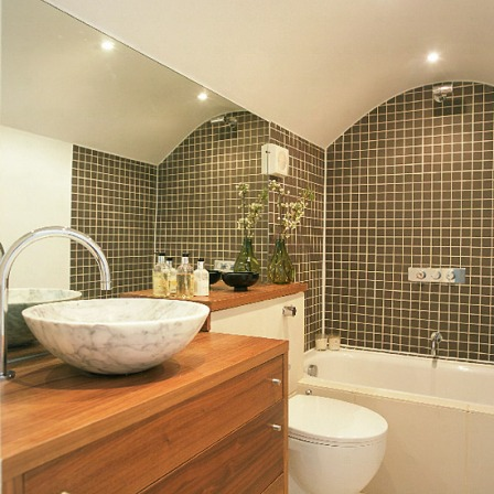 Small bathroom interior design ideas interior design for Small bathroom ideas 2012