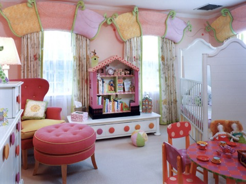 Toddler Boy's Bedroom Decorating Ideas