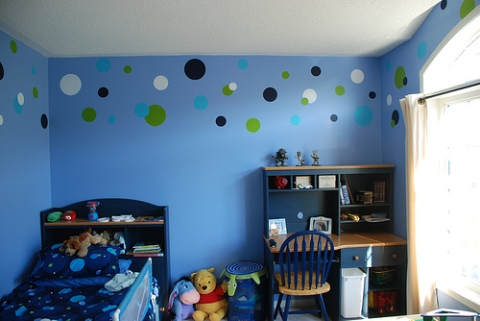 Toddler Boy\'s Bedroom Decorating Ideas - Interior design
