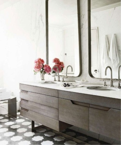 About Bathroom Mirrors