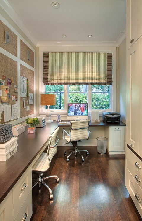 Amazing home offices for women interior design for Amazing house interior designs