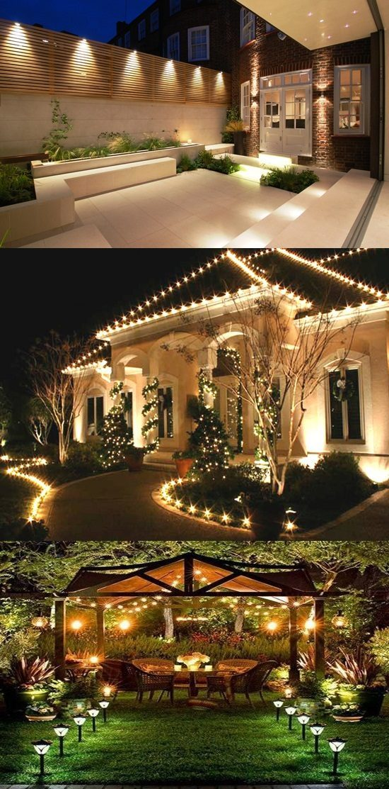 Astonishing Outdoor Lighting Ideas