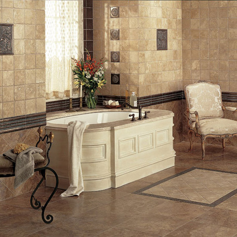 Bathroom designs idealistic ideas interior design for Bathroom tile ideas