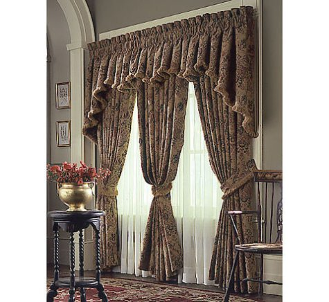 Beautiful Bedroom Curtains 1
