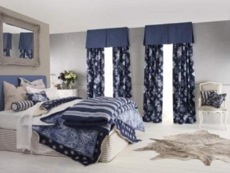 Beautiful Bedroom Curtains, Colors and Designs