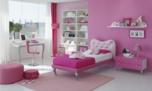 Bedroom Colors for Girls
