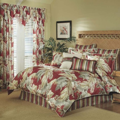 Bedroom Curtains 1