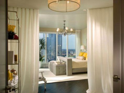 Bedroom Curtains - Choosing bedroom curtains