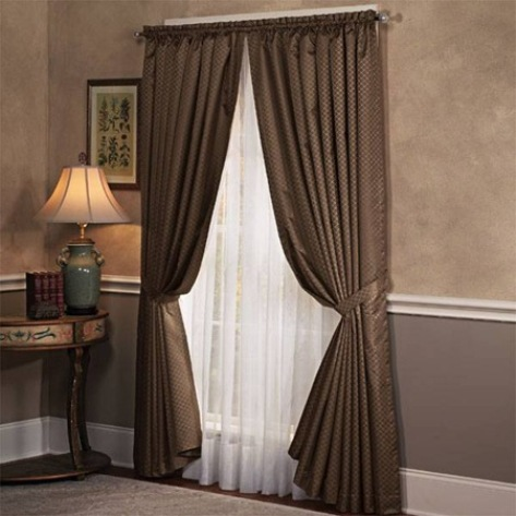 Bedroom curtains choosing bedroom curtains interior design for Bedroom curtain designs photos