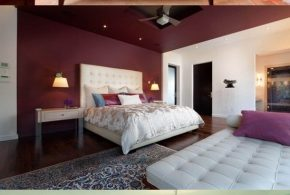 Bedroom colors and moods - main color