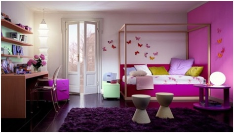 Bedroom colors and moods - Walls room