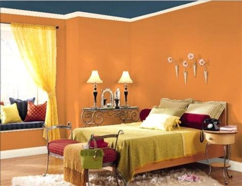 Best bedroom paint colors 2012 interior design for Interior design bedroom color schemes