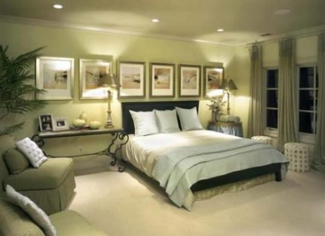 Bedroom Paint Colors 2013 Custom Of Green Master Bedroom Paint Color Ideas Photo