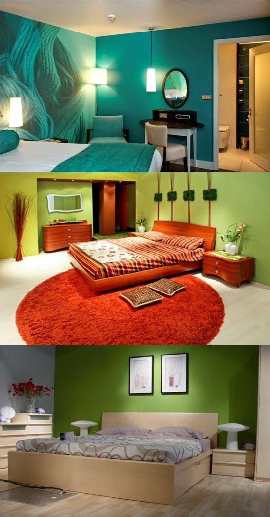 Best bedroom paint colors 2012 interior design for Paint shades for bedroom