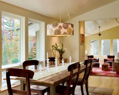 the following pictures about the best ideas for dining room lighting