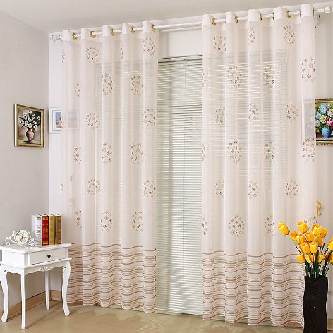 Cafe curtains for bedroom cafe curtain panels interior for Bedroom curtains designs