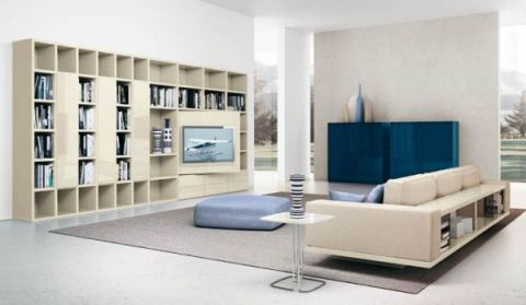 Contemporary Living Room Furniture - Interior Design