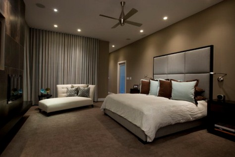 Contemporary master bedroom designs interior design for Master bed design images